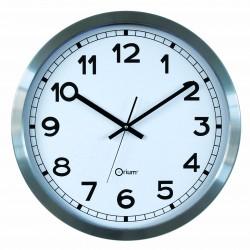 Horloge basique en métal Ø50