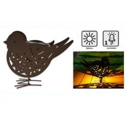 Décoration solaire Titi l'oiseau
