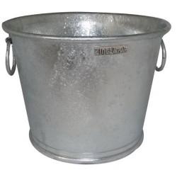 Bac à planter en zinc