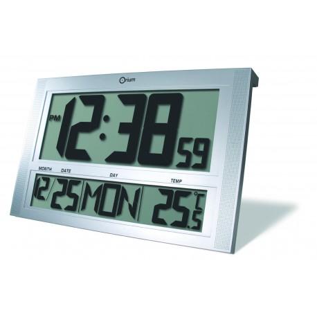 Horloge digitale géante
