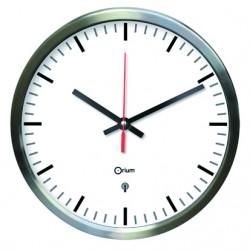 Horloge en inox RC Ø34