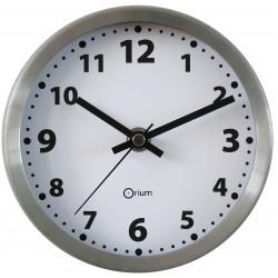 Horloge en inox Ø15