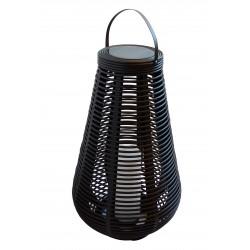 Lanterne tressée Ø38 Hauteur 60cm