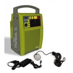 BARS Mundus Spark 26 310Wh - Uniquement la batterie
