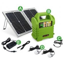 Batterie autonome Mundus Box Spark 14 168Wh