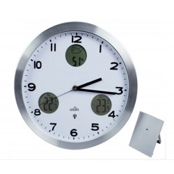 Horloge météo radio-contrôlée