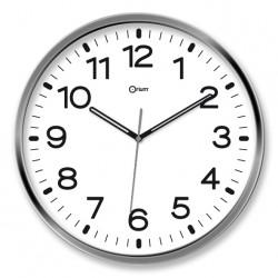 Horloge silencieuse Ø30