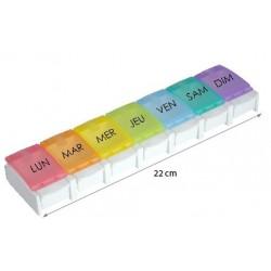 Pilulier ergonomique et facile