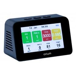 Mesureur de la qualité de l'air intérieur Quaelis 34