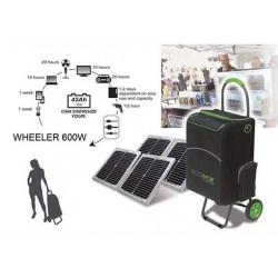 Pack station d'énergie portative IZYWATT 504