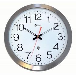 Horloge étanche RC en inox Ø35