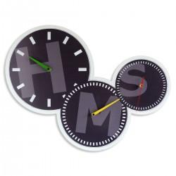Horloge 3 temps