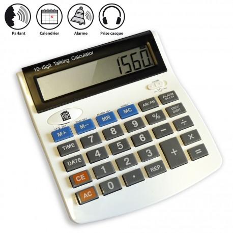 Calculatrice parlante