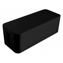 Boîtier cache câbles XL noir