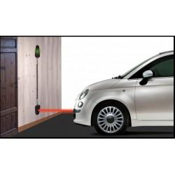 Aide parking sonore et visuel