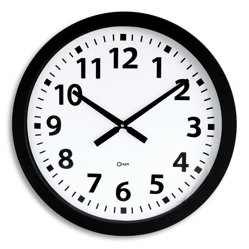 Latest grande horloge quartz cm with grosse pendule murale design for Grosse horloge design