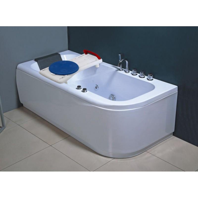 siege pivotant baignoire senior awesome siege baignoire pour handicap seniors ou pmr le crdit d. Black Bedroom Furniture Sets. Home Design Ideas