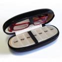 Étui pour lunettes pilulier