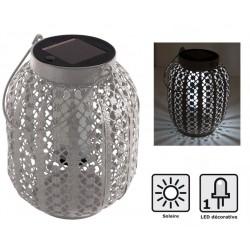 Lanterne solaire Marrakech TPE