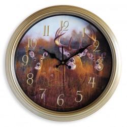 Horloge chasse Ø40