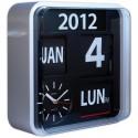 Horloge calendrier Flip Flap