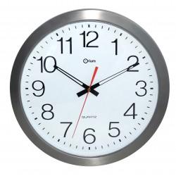 Horloge étanche en inox Ø35