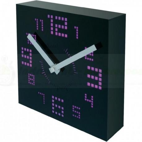 horloge led party. Black Bedroom Furniture Sets. Home Design Ideas